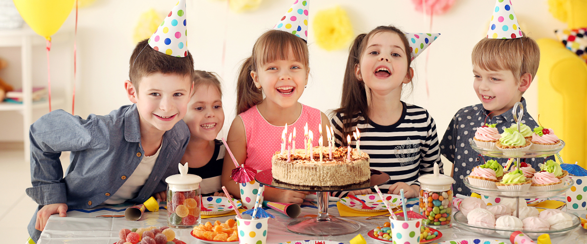 A great birthday party courtesy of a professional childrens entertainer in London