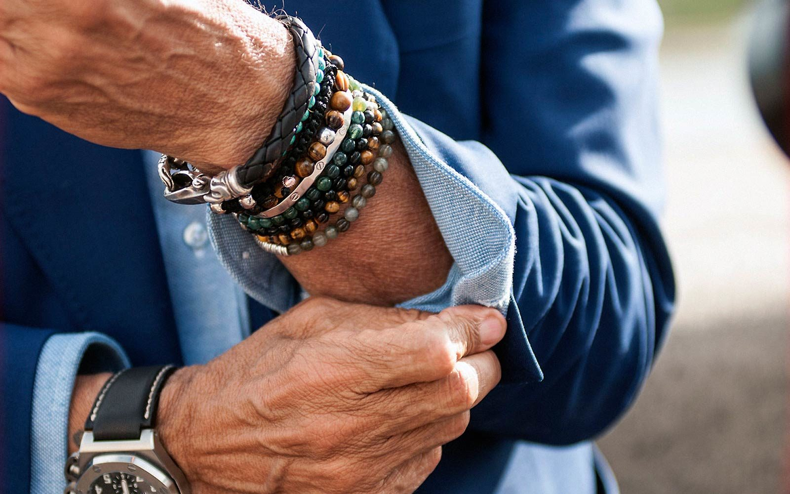 Are You Buying A Men's Jewellery? What To Look For?